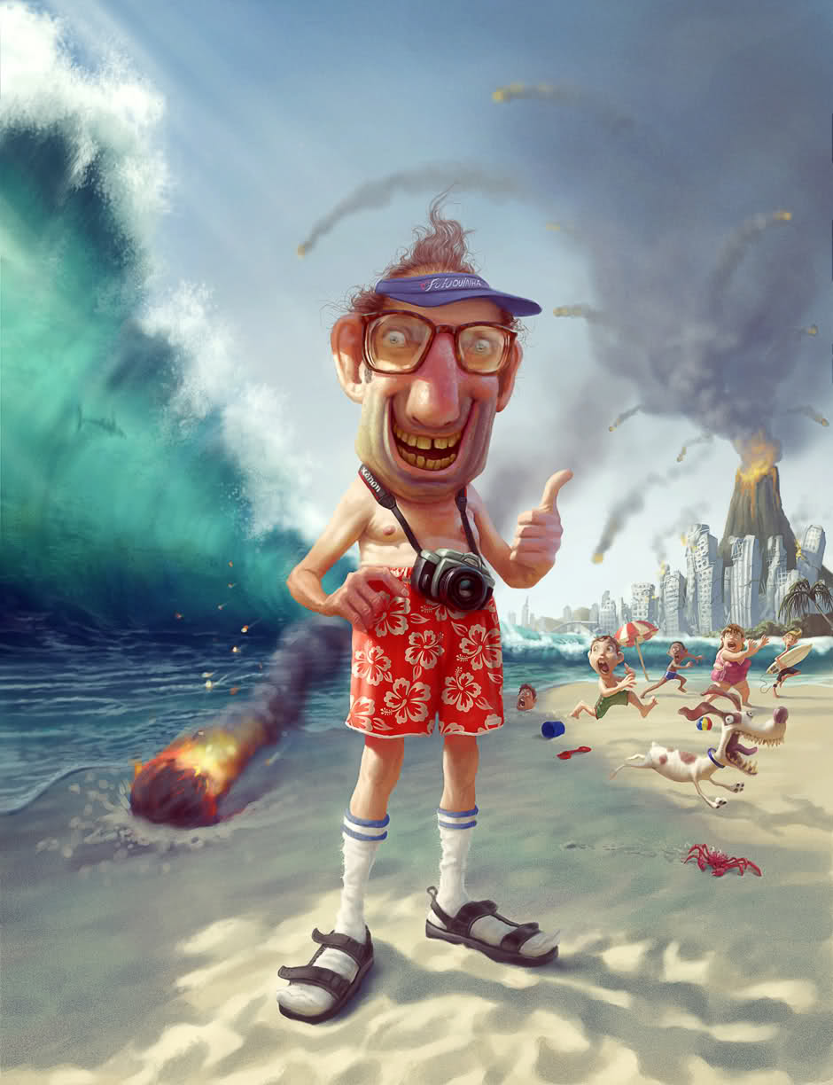 Artwork by Tiago Hoisel