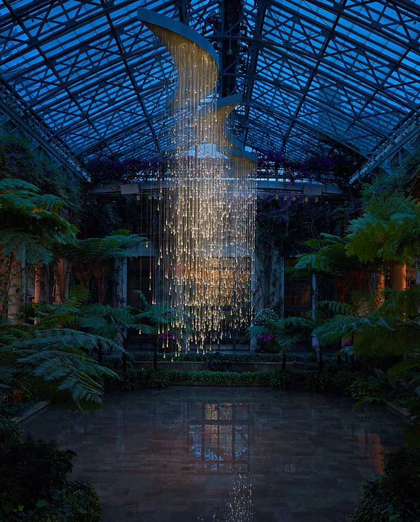 Installation Art by Bruce Munro