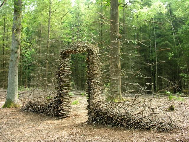 Art Installation by Cornelia Konrads