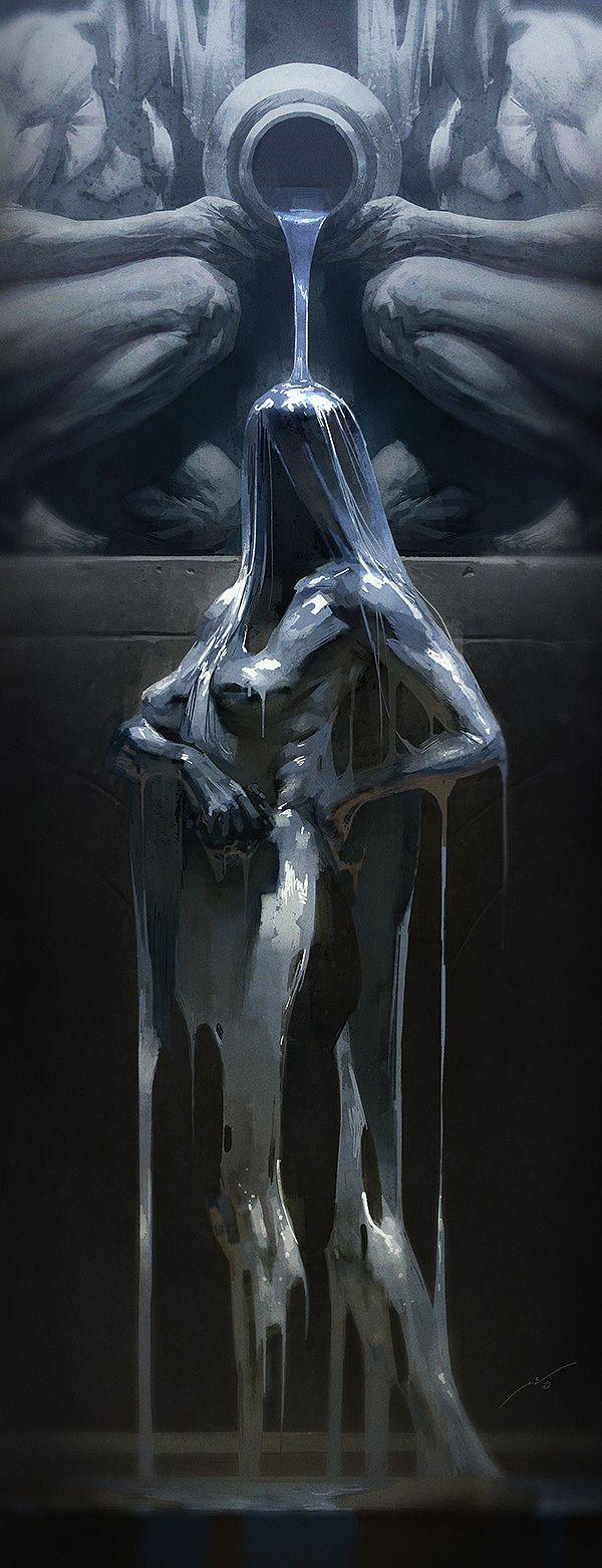 Concept Art by Pierre Droal