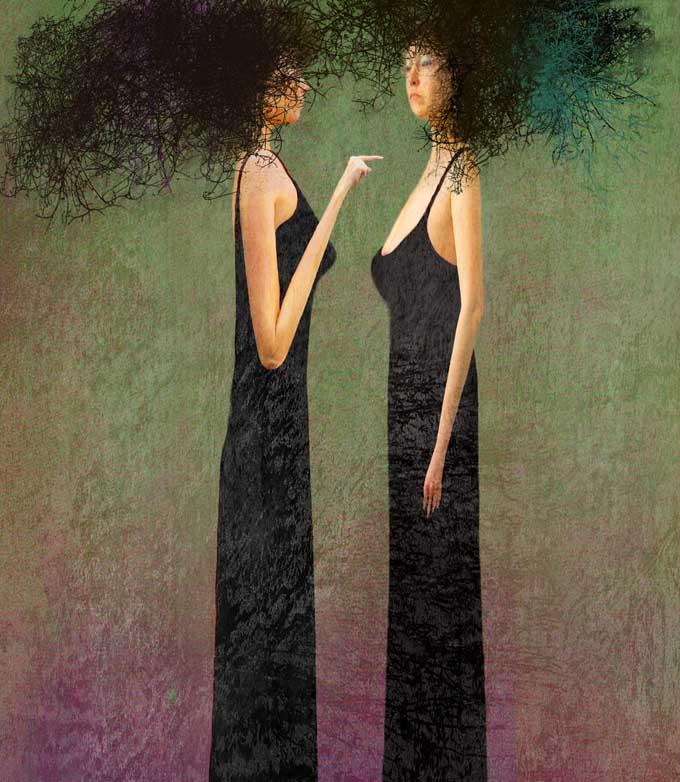Artwork by Bogdan Prystrom