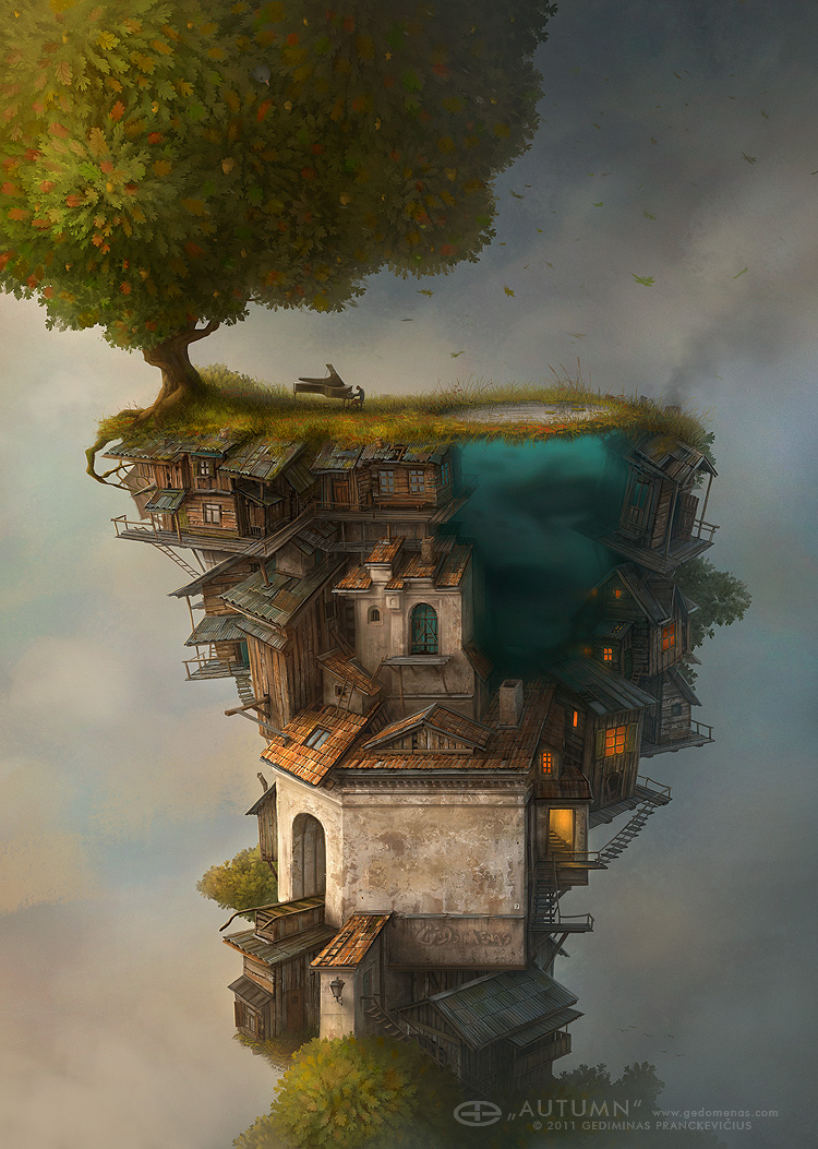 Artwork by Gediminas Pranckevicius