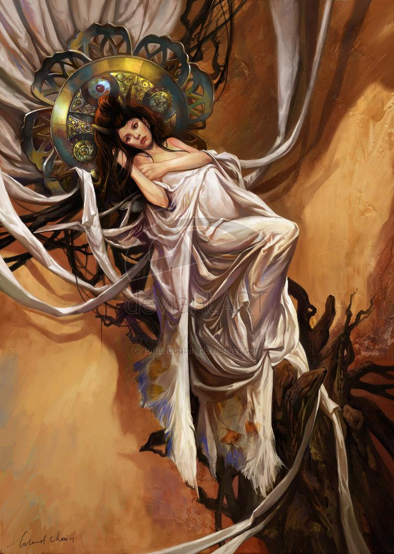 Artwork by Lorland Chen