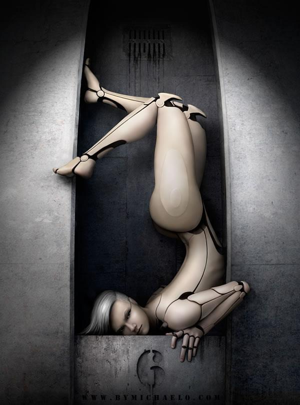 Artwork by Michael Oswald