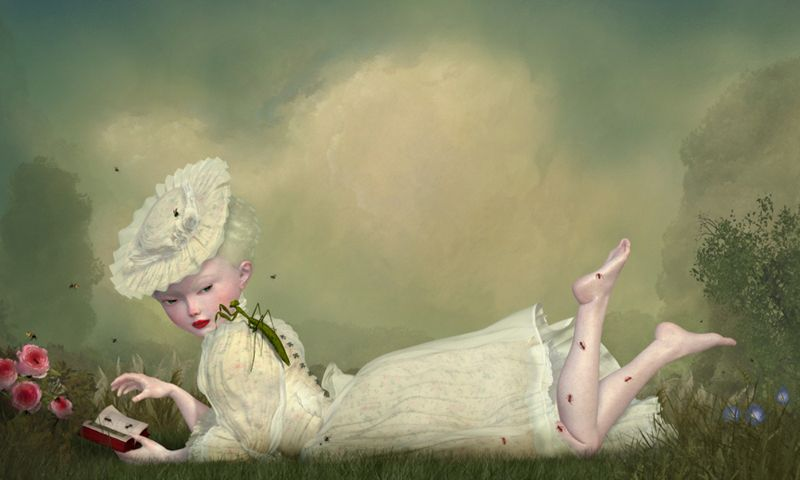 Artwork by Ray Caesar