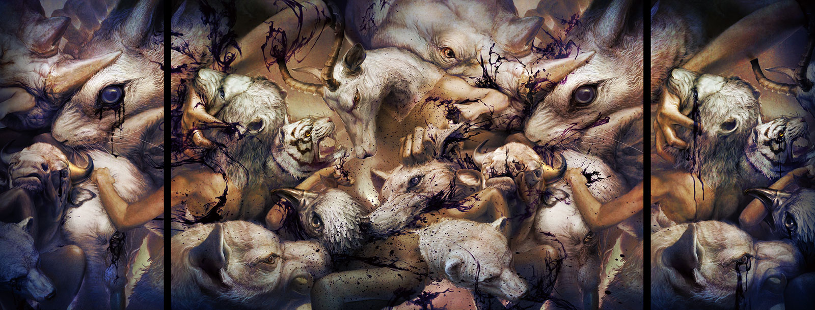 Artwork by Ryohei Hase