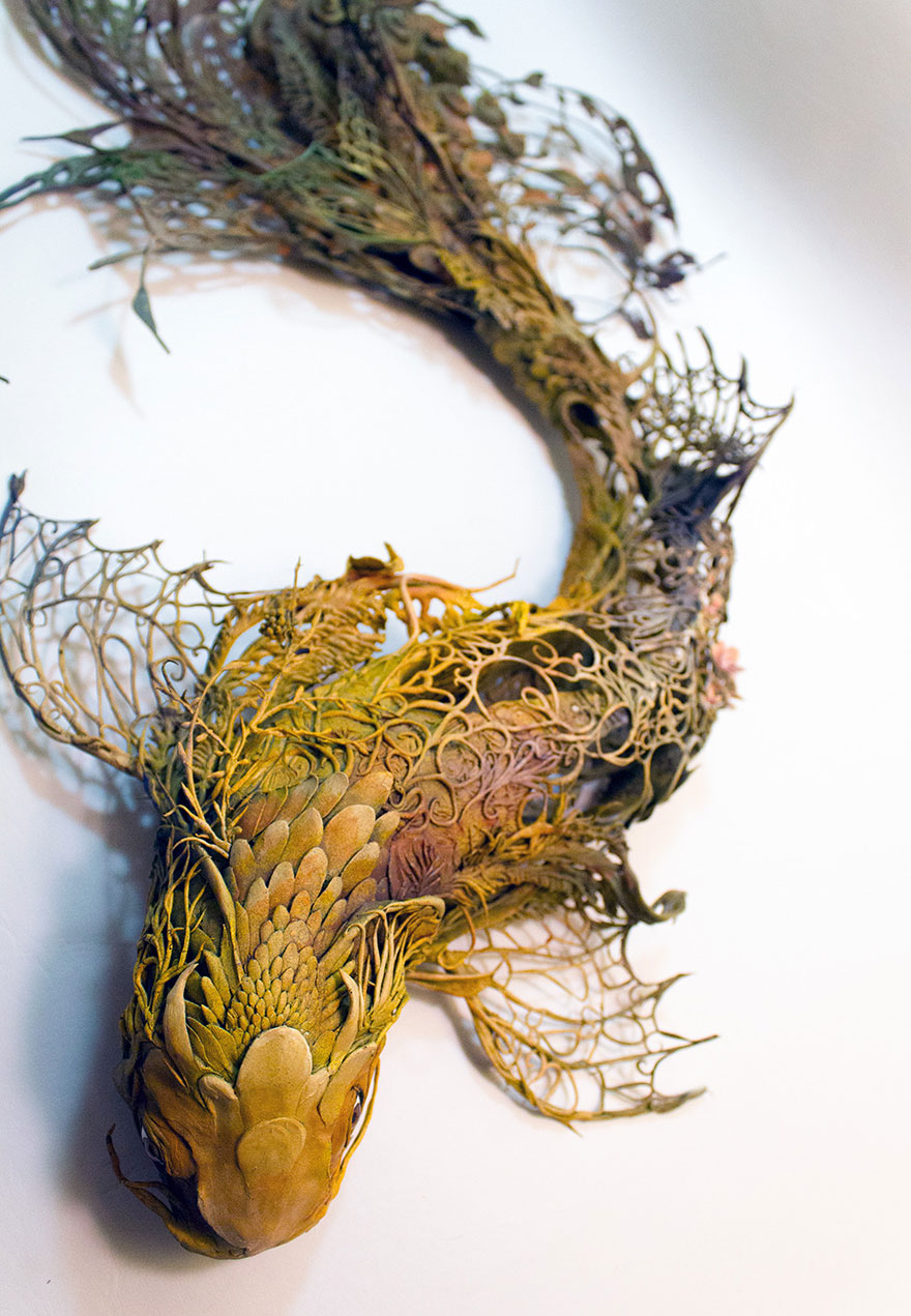 Sculpture by Ellen Jewett