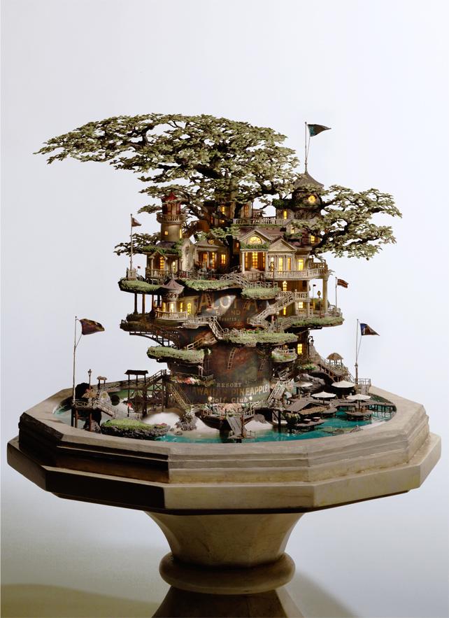Sculptore by Takanori-Aiba