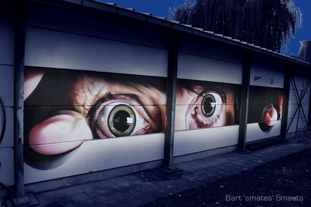 Street Art by Bart Smeets