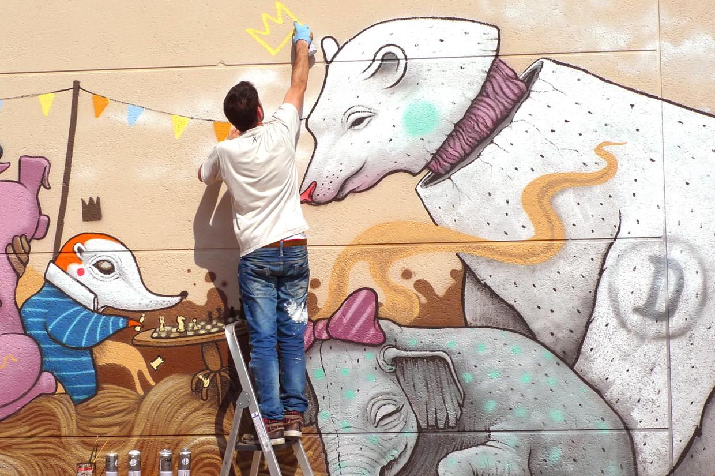 Street Art by Antonio Segura Donat