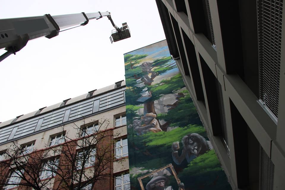 Street Art by Guido Zimmermann