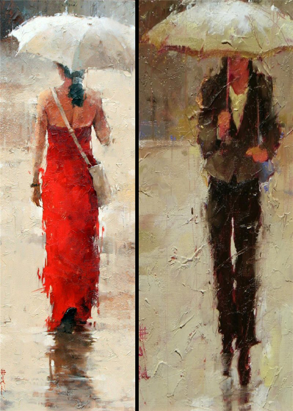 Artwork by Andre Kohn