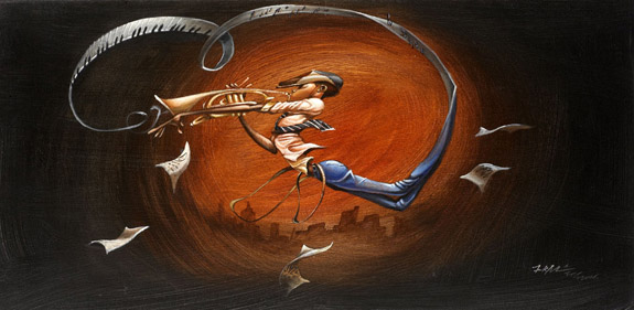 Artwork by Frank Morrison