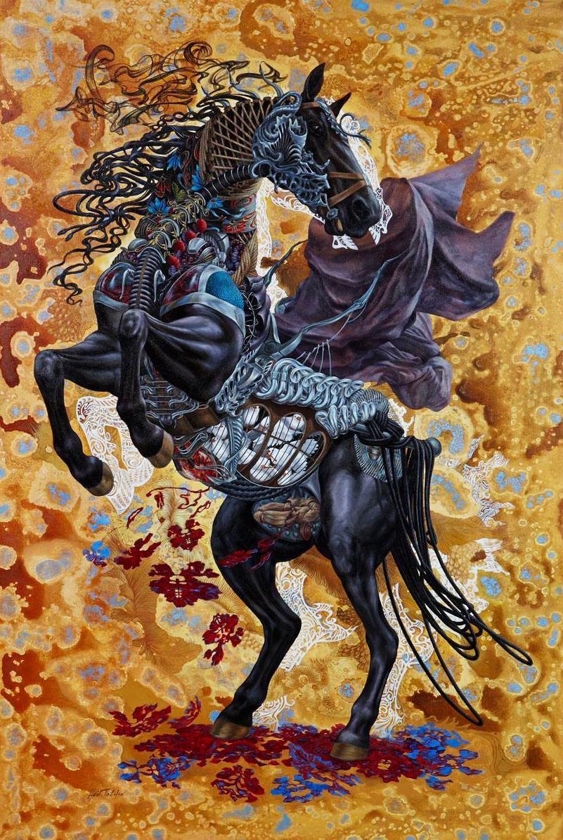 Artwork by Heidi Taillefer