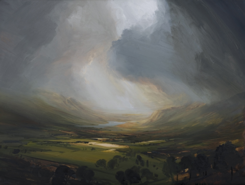 Traditional Art by James Naughton