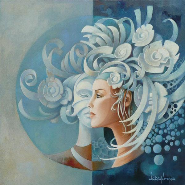Artwork by Jean Claude Desplanques