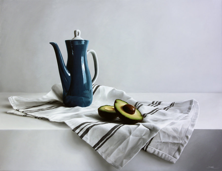 Still Life by Jonas Brodin