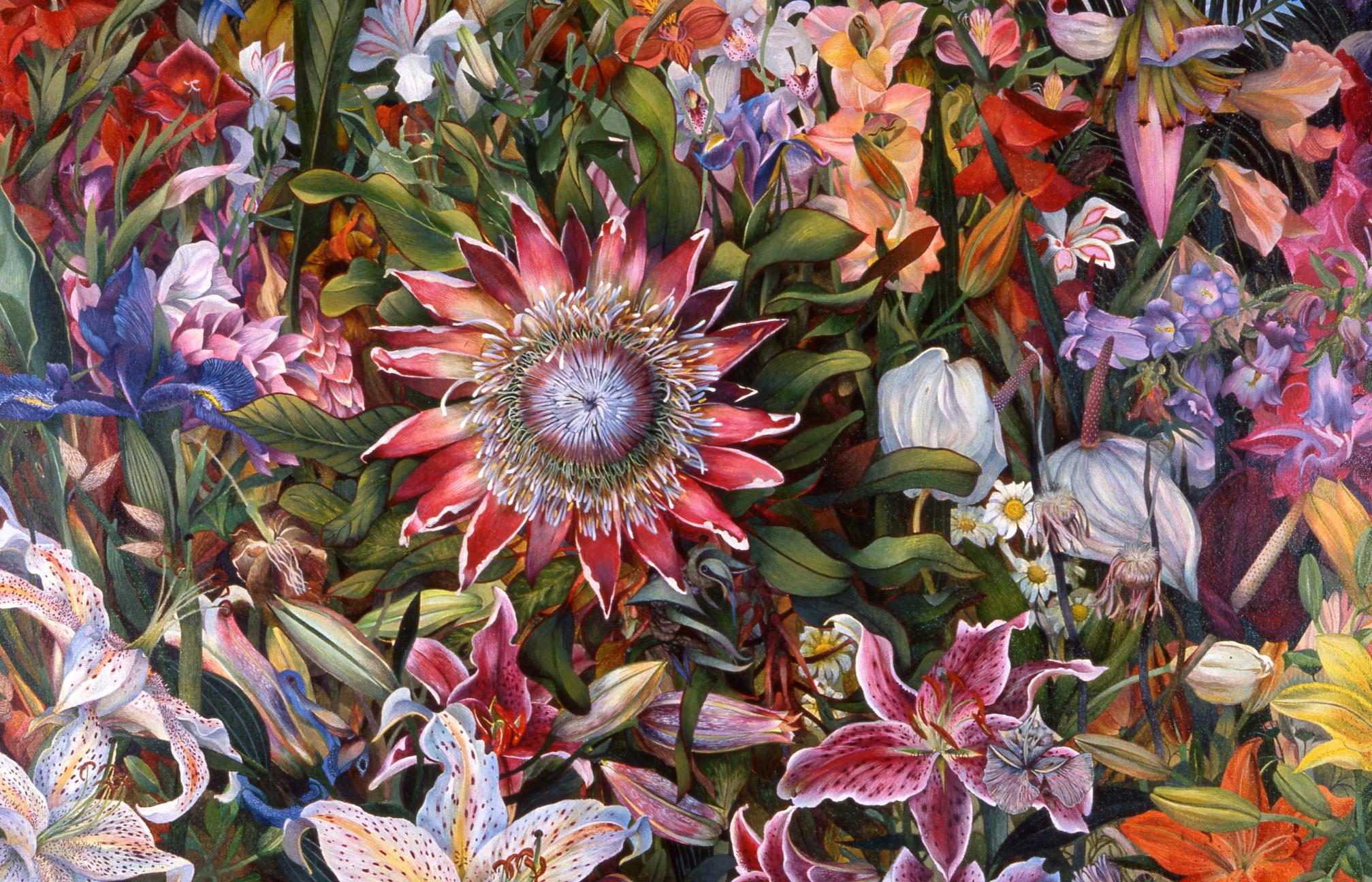 Artwork by Judy Garfin