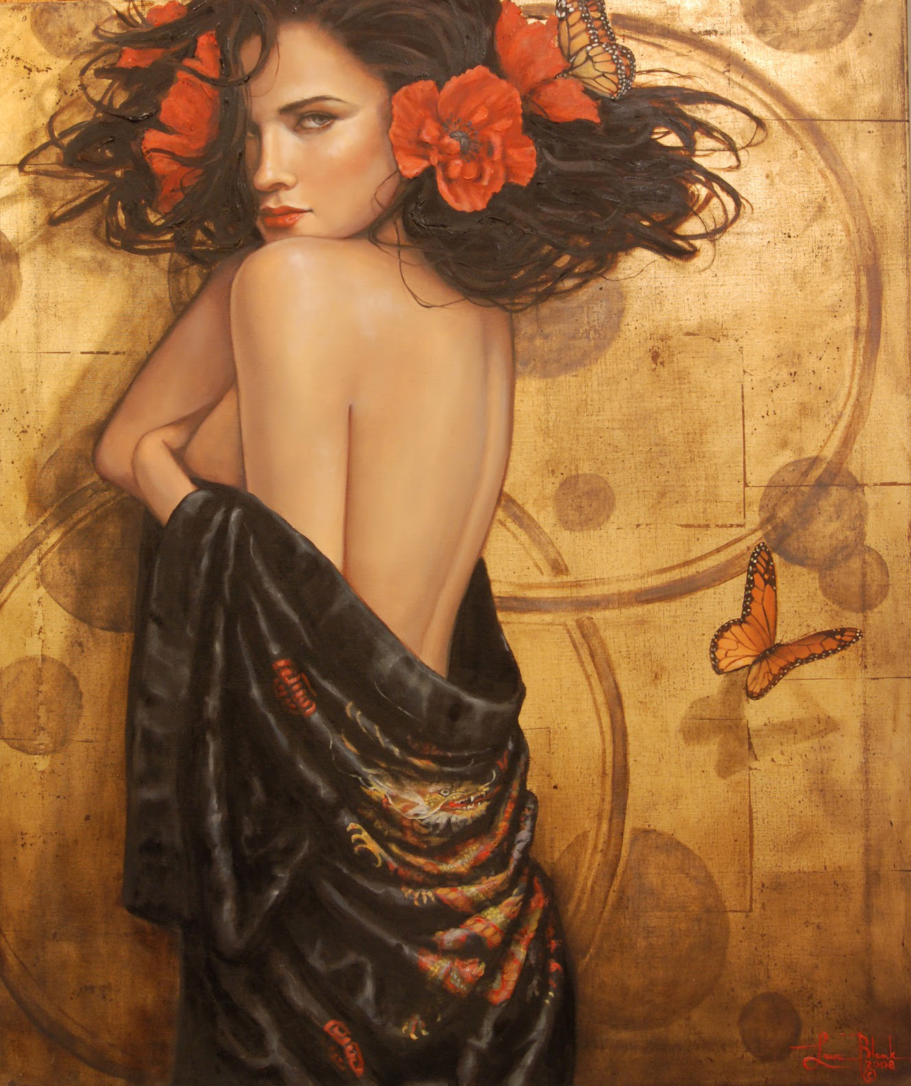 Art Deco by Lauri Blank