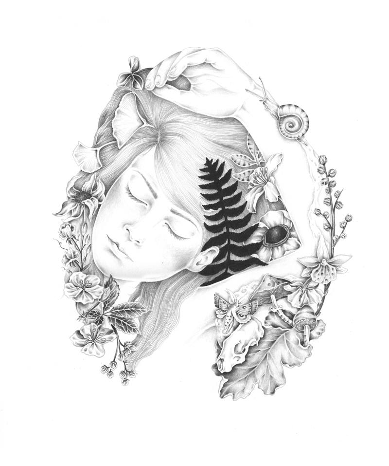 Artwork by Nicomi Nix Turner