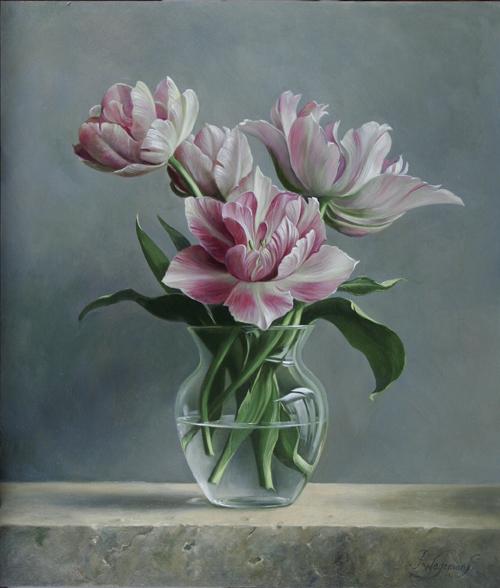 Still Life Painting by Pieter Wagemans