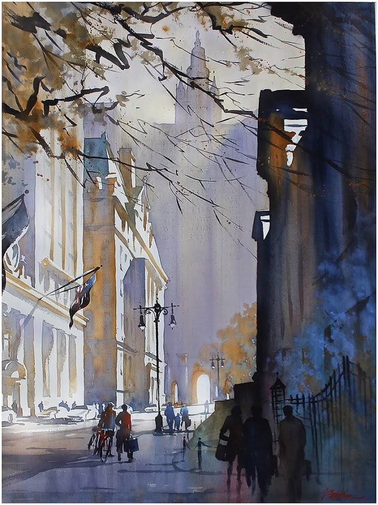 Artwork by Thomas Scaller