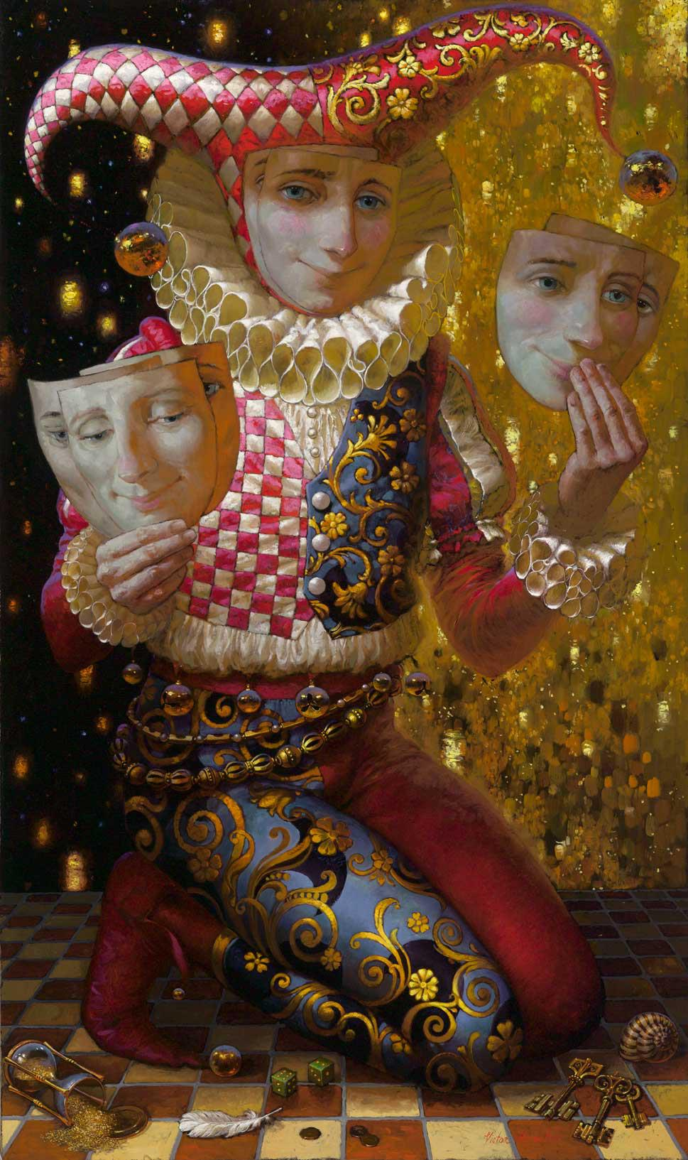 Artwork by Victor Nizovtsev