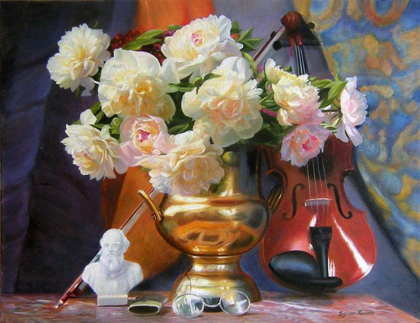 Still Life by Zbigniew Kopania Henry