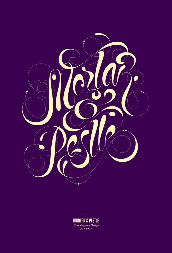 Typography by André Beato