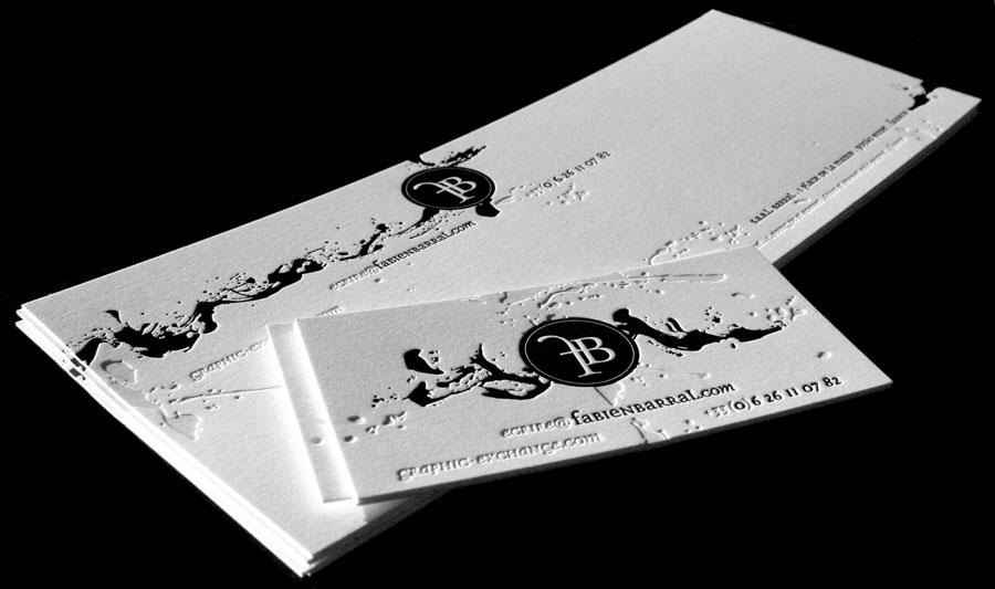 Graphic Design by Fabien-Barral