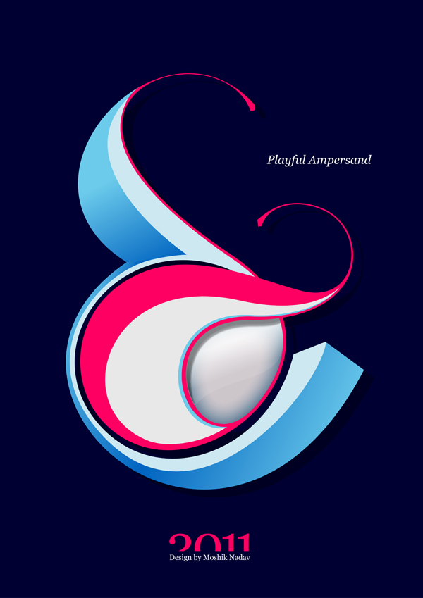 typography by Moshik Nadav