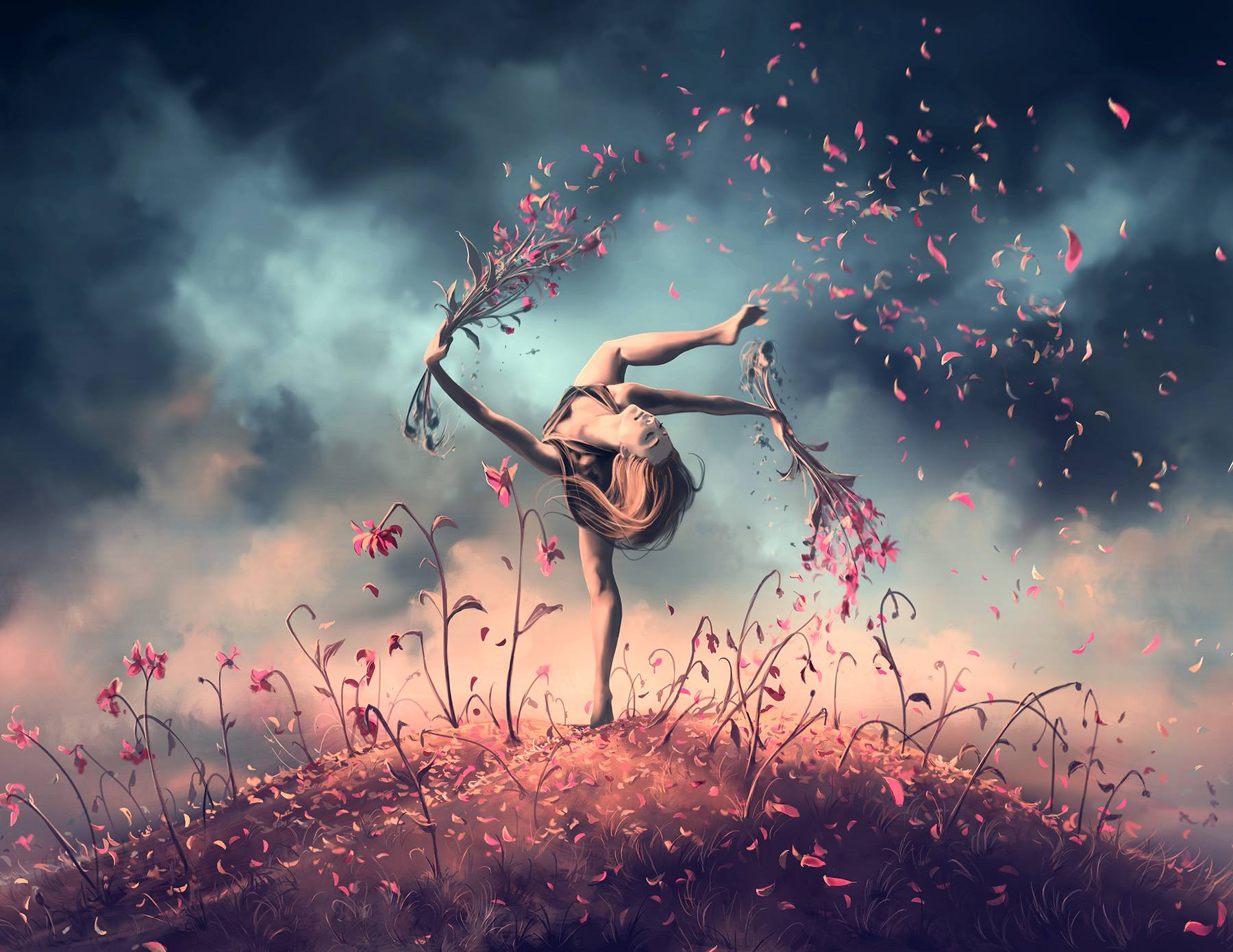 The Dancing Zodiac by Cyril Rolando