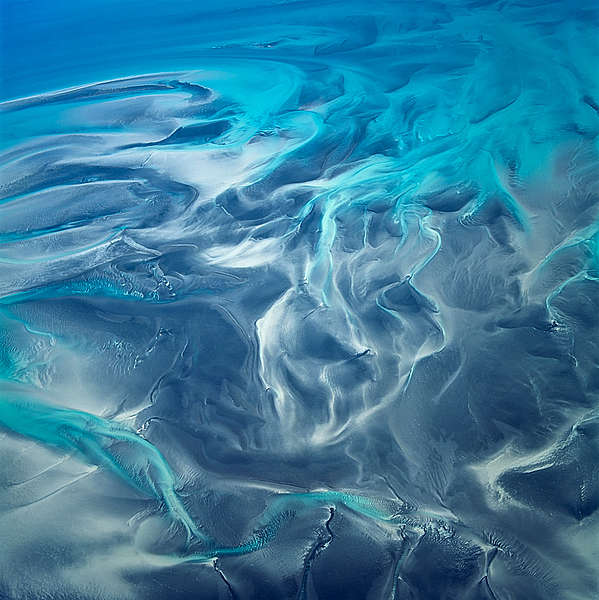 Aerial Photography by Bernhard Edmaier