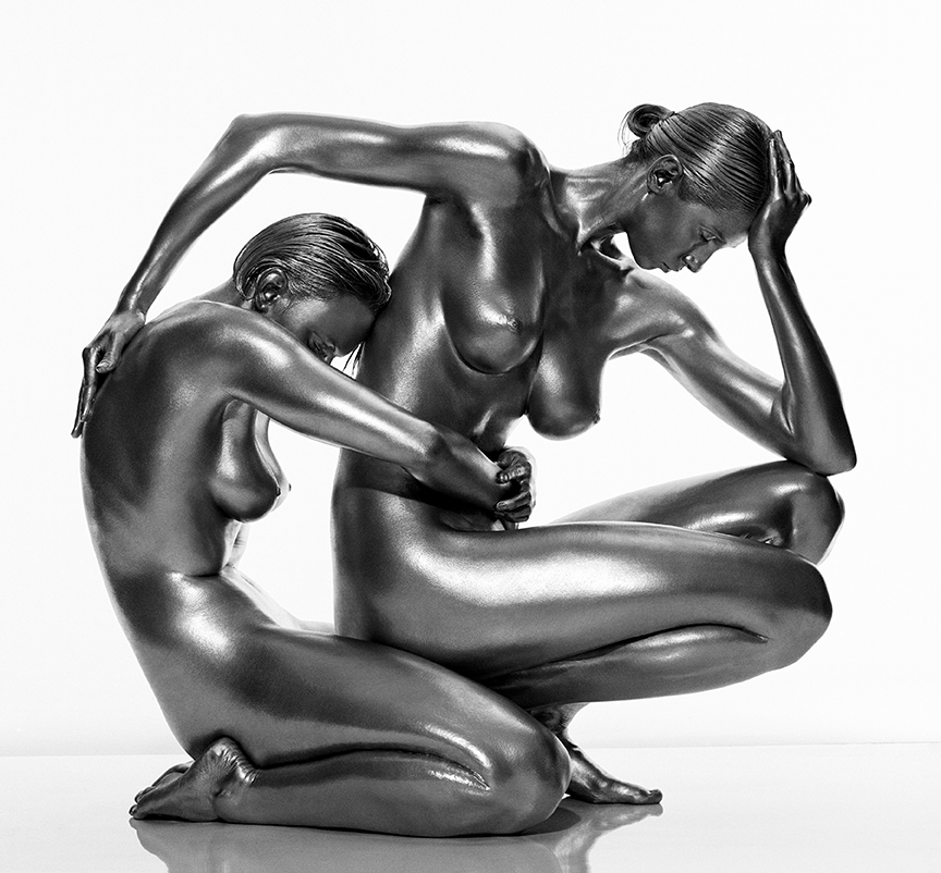 Conceptual Photography - Silvereye by Guido Argentini