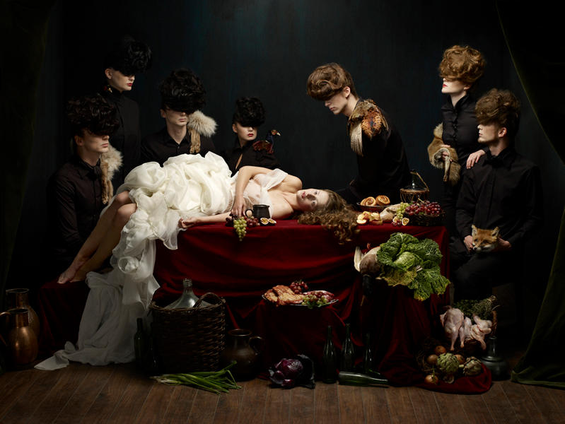 Conceptual Photography by Helen Sobiralski