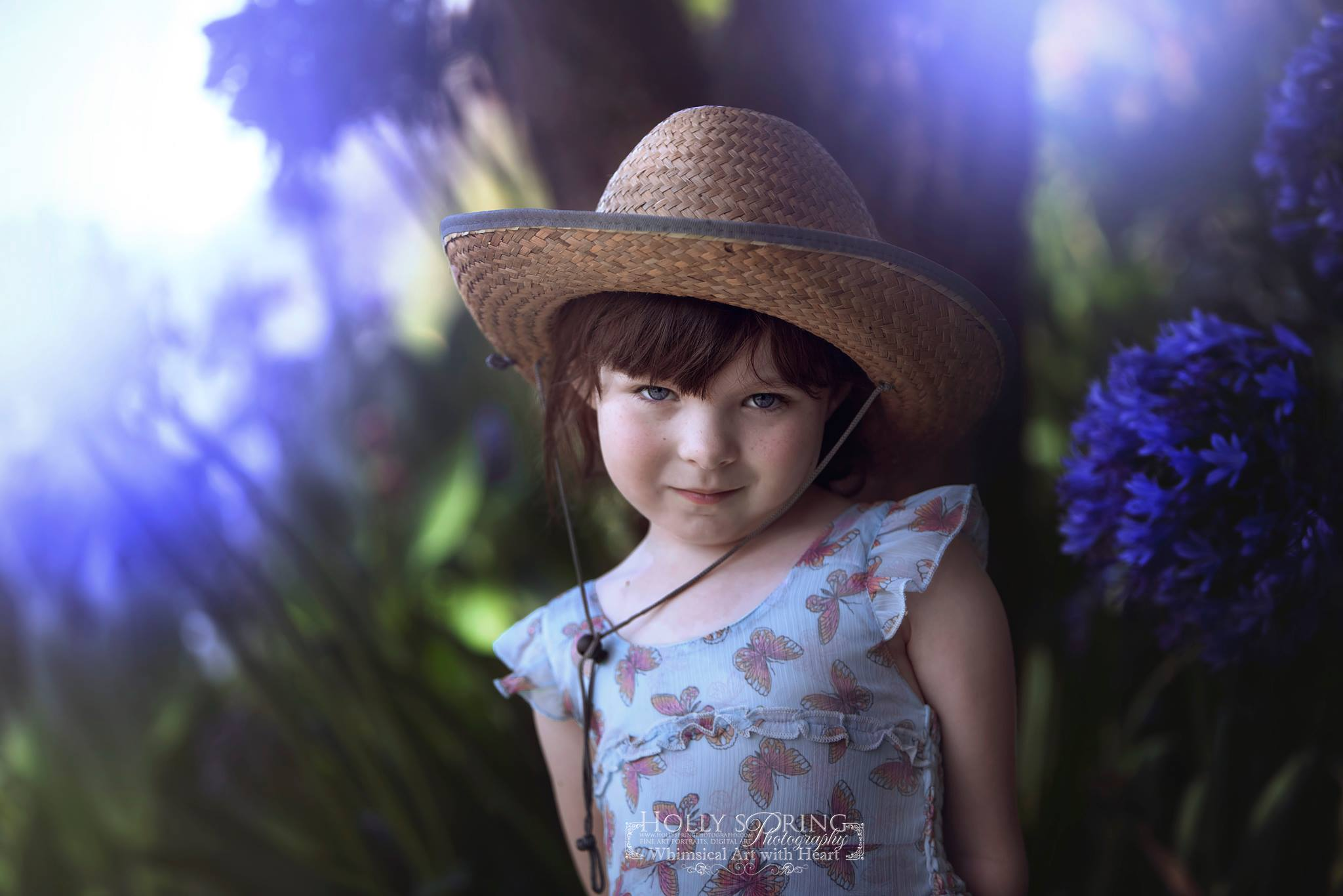 Portrait Photography by Holly Spring