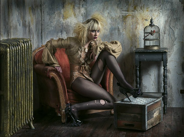 Fashion Photography by August Bradley