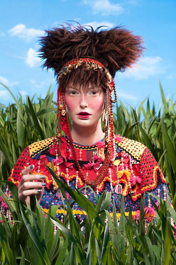 Fashion Photography by Benjamin Kanarek