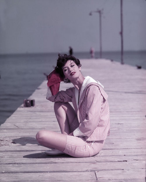 Photography by Georges Dambier