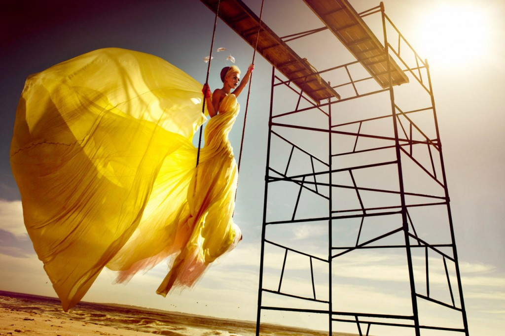 Fashion Photography by Kristian Schuller
