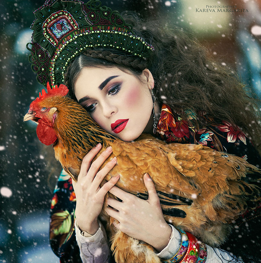 Conceptual Photography by Margarita Kareva
