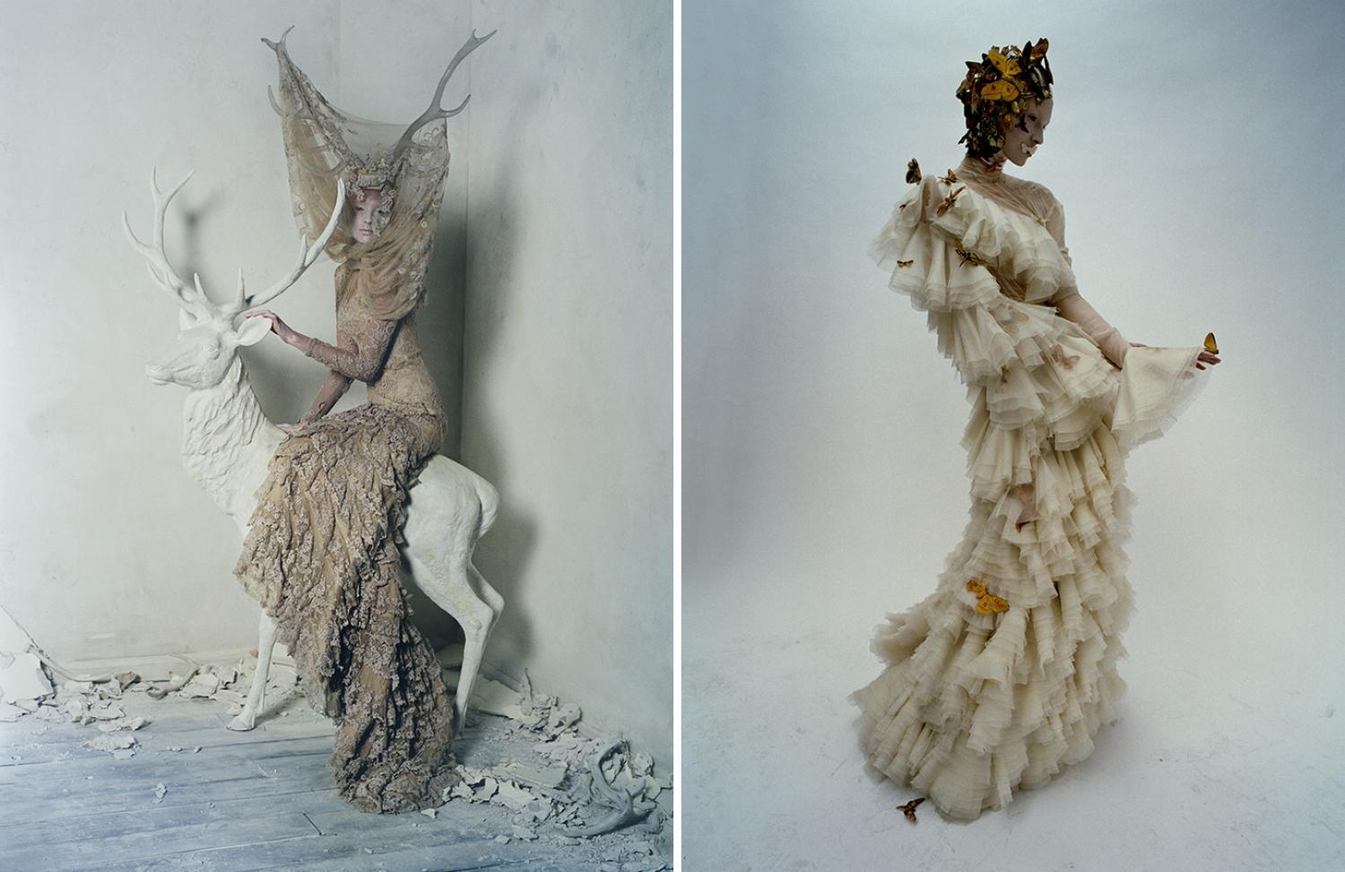 Fashion and Conceptual Photography by Tim Walker